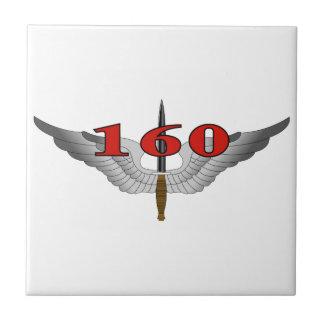 160o Regimiento de la aviación de las operaciones Azulejo Cuadrado Pequeño