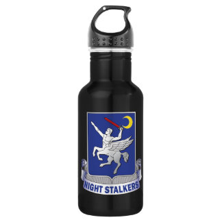 160TH AVIATION NIGHT STALKERS LIBRTY 18OZ WATER BOTTLE