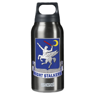 160TH AVIATION NIGHT STALKERS LIBRTY 10 OZ INSULATED SIGG THERMOS WATER BOTTLE