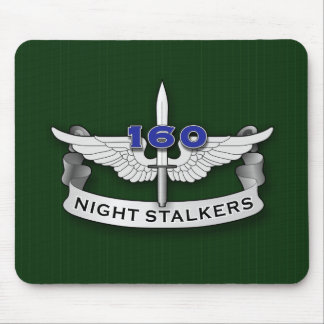 160th Avn - Night Stalkers Mouse Pad