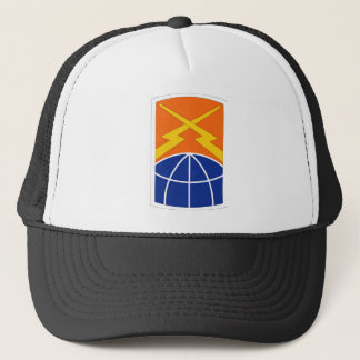 160th Signal Brigade Trucker Hat
