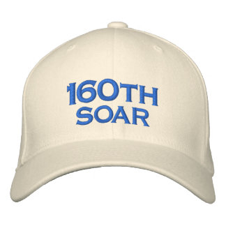 160th SOAR 1 Embroidered Baseball Hat