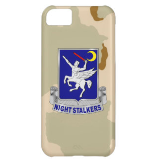 "160th SOAR ""Night Stalkers"" Army Desert Camo iPhone 5C Case"