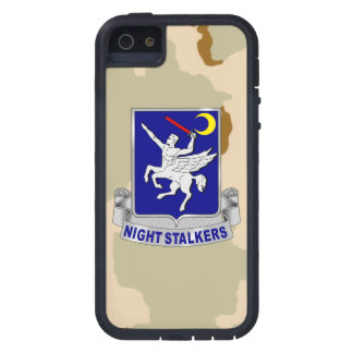 "160th SOAR ""Night Stalkers"" Army Desert Camo iPhone SE/5/5s Case"