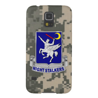 "160th SOAR ""Night Stalkers""  Army Digital Camo Galaxy S5 Cover"