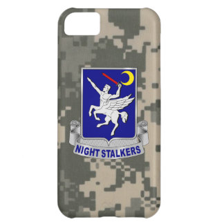 "160th SOAR ""Night Stalkers""  Army Digital Camo iPhone 5C Cover"