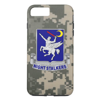 "160th SOAR ""Night Stalkers"" Army Digital Camo iPhone 8 Plus/7 Plus Case"