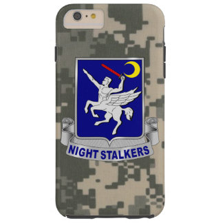 "160th SOAR ""Night Stalkers""  Army Digital Camo Tough iPhone 6 Plus Case"