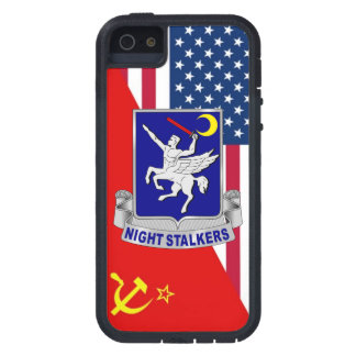 """160th SOAR """"Night Stalkers"""" Cold War Paint Scheme Case For iPhone SE/5/5s"""