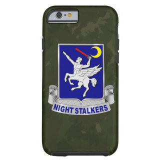 "160th SOAR ""Night Stalkers"" Dark Green Camo Tough iPhone 6 Case"