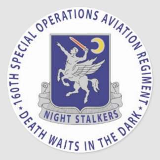 160th SOAR Night Stalkers Decal sticker