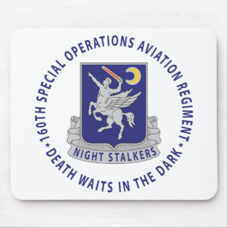 160th SOAR - Night Stalkers Mouse Pad