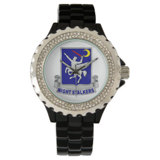 "160th SOAR ""Night Stalkers"" Wrist Watch"