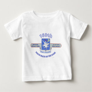 160TH SPECIAL OPERATION AVIATION REGIMENT SOAR BABY T-Shirt