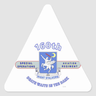 160TH SPECIAL OPERATION AVIATION REGIMENT SOAR STICKERS
