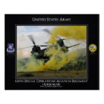 160th Special Operations Aviation Regiment Print