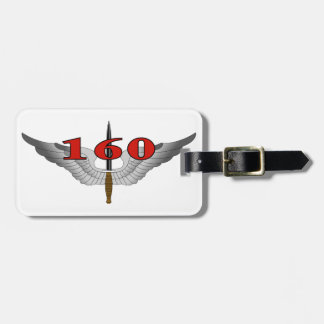 160th Special Operations Aviation Regiment (SOAR) Bag Tag