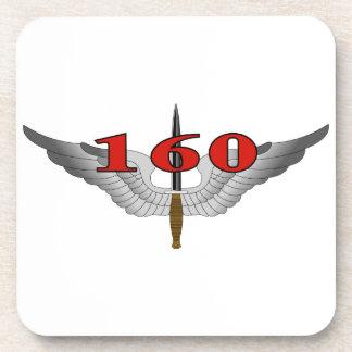 160th Special Operations Aviation Regiment (SOAR) Beverage Coaster