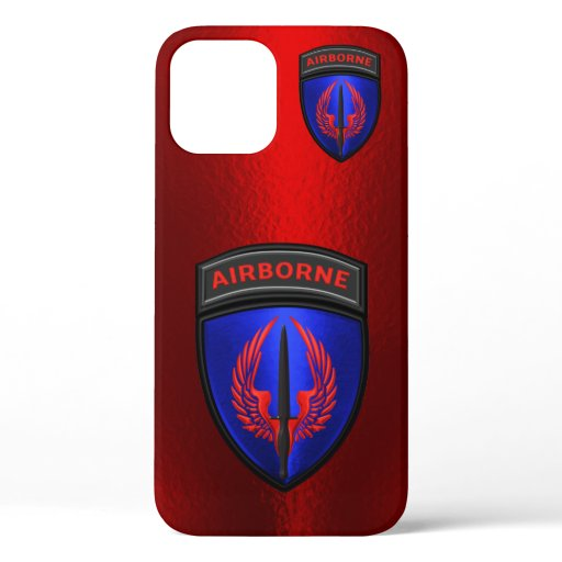 "160th Special Operations Aviation Regiment ""SOAR""  iPhone 12 Case"