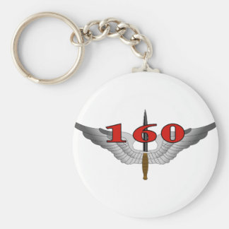 160th Special Operations Aviation Regiment (SOAR) Keychain