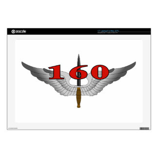 160th Special Operations Aviation Regiment (SOAR) Laptop Decal