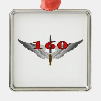 160th Special Operations Aviation Regiment (SOAR) Metal Ornament
