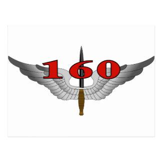 160th Special Operations Aviation Regiment (SOAR) Postcard