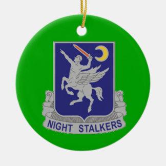 160th Special Operations Regiment Ceramic Ornament