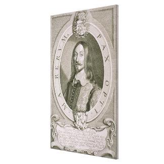 1611-57) cuentas de Johan Axelsson Oxenstierna (de Impresión En Lona Estirada