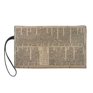 1611 KJV Page Wristlett Wristlet