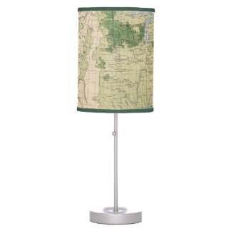 161 Barley/sq mile Desk Lamp