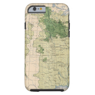161 Barley/sq mile iPhone 6 Case
