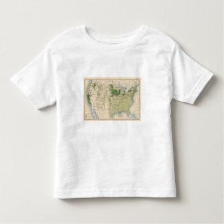 161 Barley/sq mile Toddler T-shirt