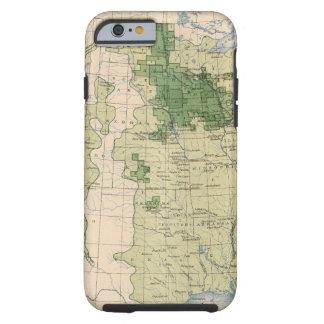 161 Barley/sq mile Tough iPhone 6 Case