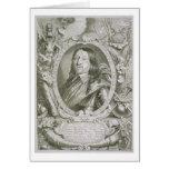 1622-60) reyes de Karl X Gustavo (de Suecia, del ' Tarjeta De Felicitación
