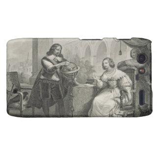 1626-89) reinas de Christina (de Suecia, de una se Motorola Droid RAZR Carcasas