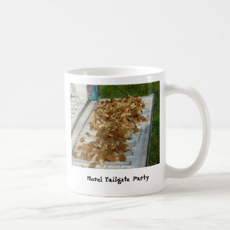 162838, Morel Tailgate Party Classic White Coffee Mug