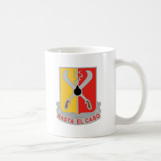 162 Field Artillery Regiment Coffee Mug