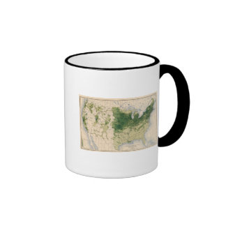 162 Hay, forage/sq mile Coffee Mugs