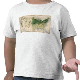 162 Hay, forage/sq mile T Shirt
