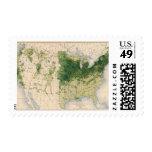 162 heno, milla de forage/sq timbres postales