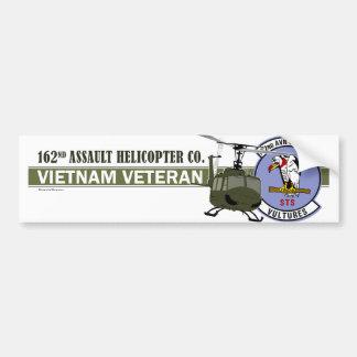 162nd AHC Bumper Sticker