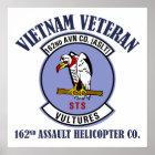 162nd AHC - Vietnam Veteran Poster