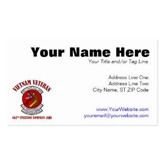 162nd Avn Co (AH) Vietnam Business Card