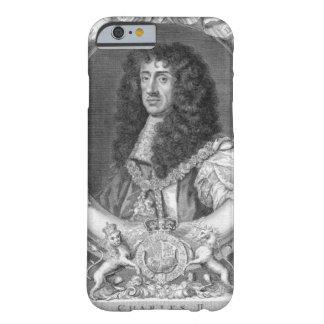 1630-85 reyes de Charles II de Gran Bretaña y de