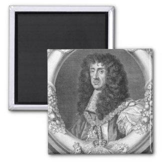 1630-85) reyes de Charles II (de Gran Bretaña y de Imán Cuadrado