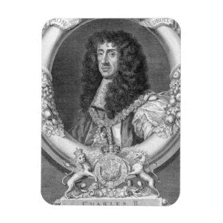 1630-85) reyes de Charles II (de Gran Bretaña y de Imanes Flexibles