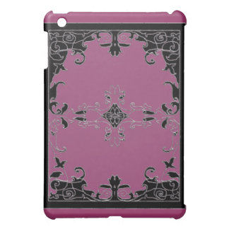 1630 floral (rose) cover for the iPad mini