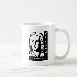 1630_Friedrich Schiller Mountains Coffee Mug