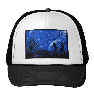 163724 PARTY TIME DANCING MUSIC FUN ENTERTAINMENT HATS